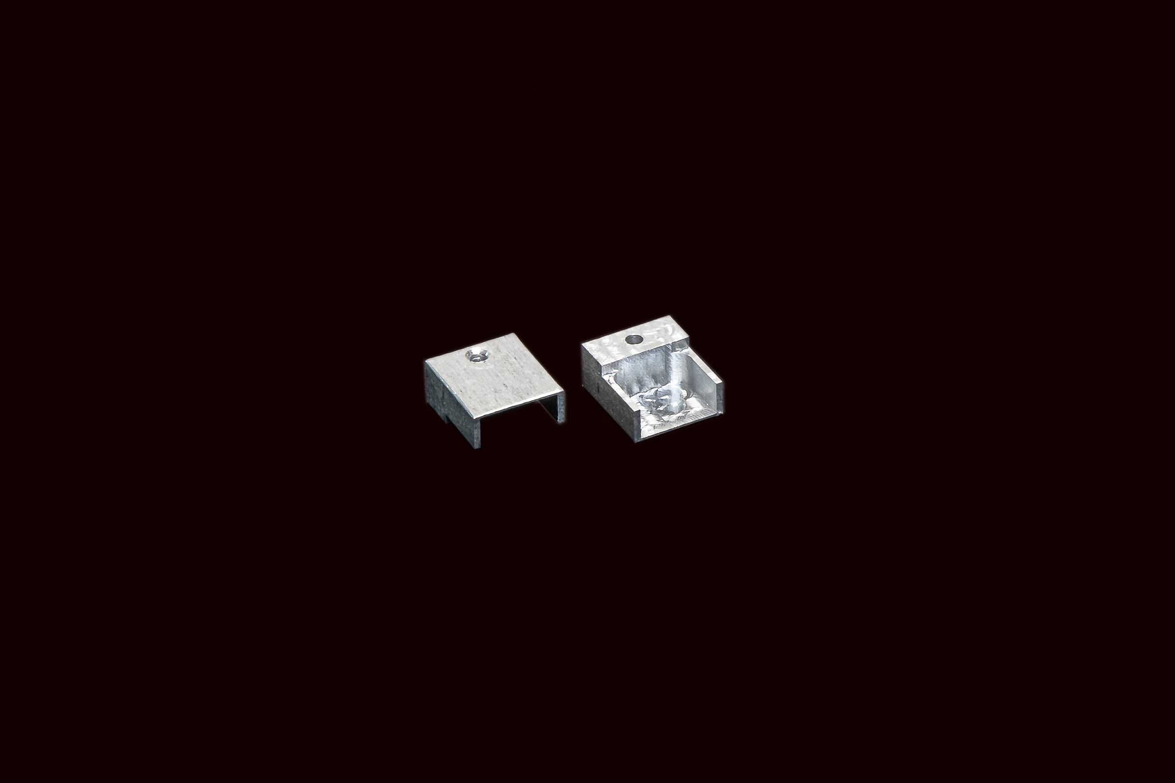 Металлические (экранирующие) заглушки